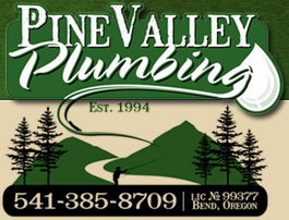 Pine Valley Plumbing Logo
